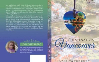 Cover Reveal: Destination Vancouver