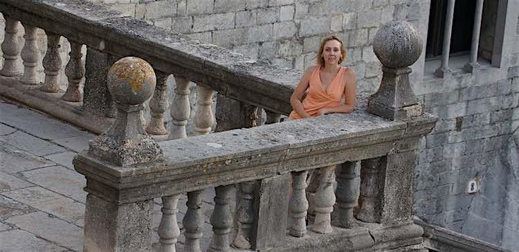 Lori in Barcelona 2