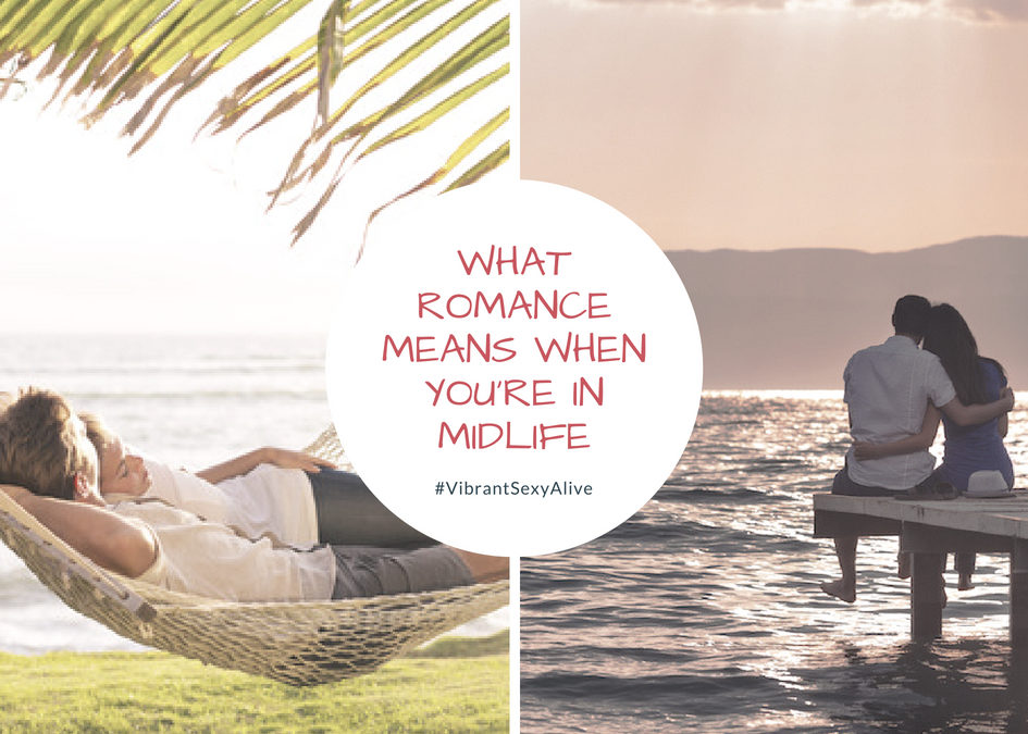 What Romance Means When You're In Midlife