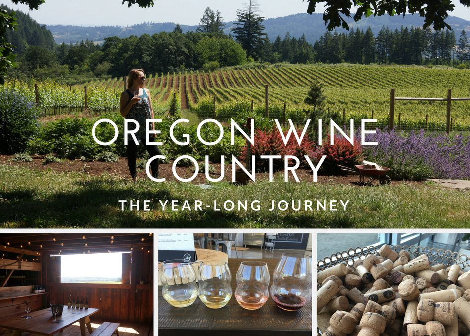 Weekend Getaway: Oregon Wine Country