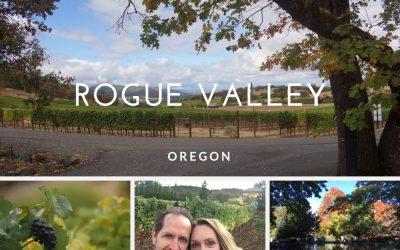 Weekend Getaway: Rogue Valley