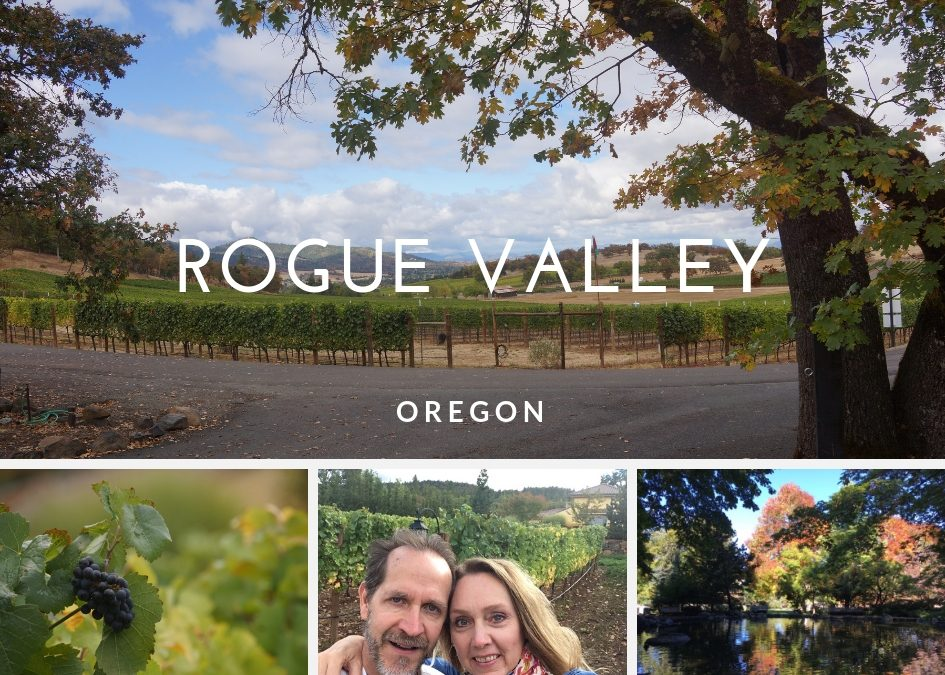 Weekend Getaway: Rogue Valley