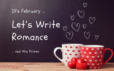 Let's Write Romance – And Win Prizes