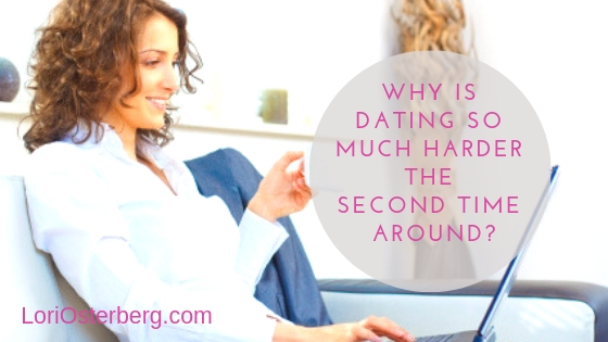 It's Short Story Time and Giveaway – Why Is Dating So Much Harder The Second Time Around?