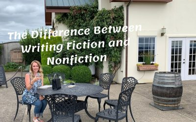 The Difference Between Writing Fiction and Nonfiction
