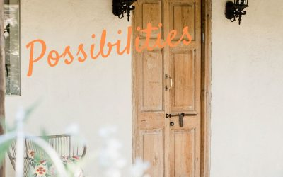 Possibilities Chapter Three