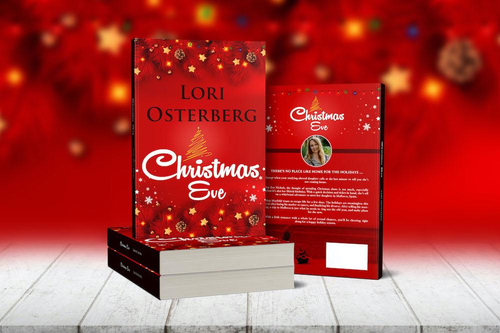 Cover Reveal: Christmas Eve