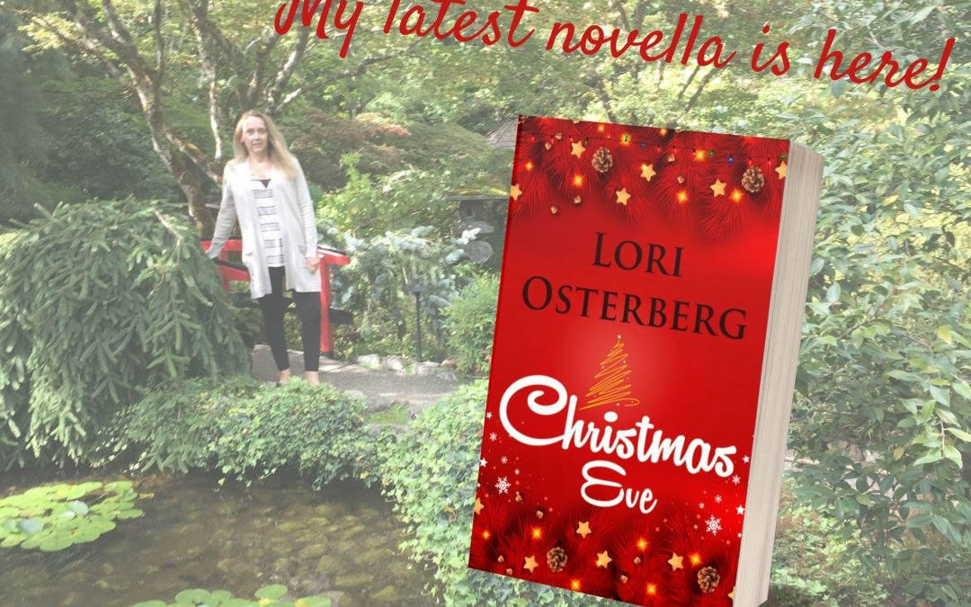It's Here – Christmas Eve, A Holiday Novella, and a Recipe For You!