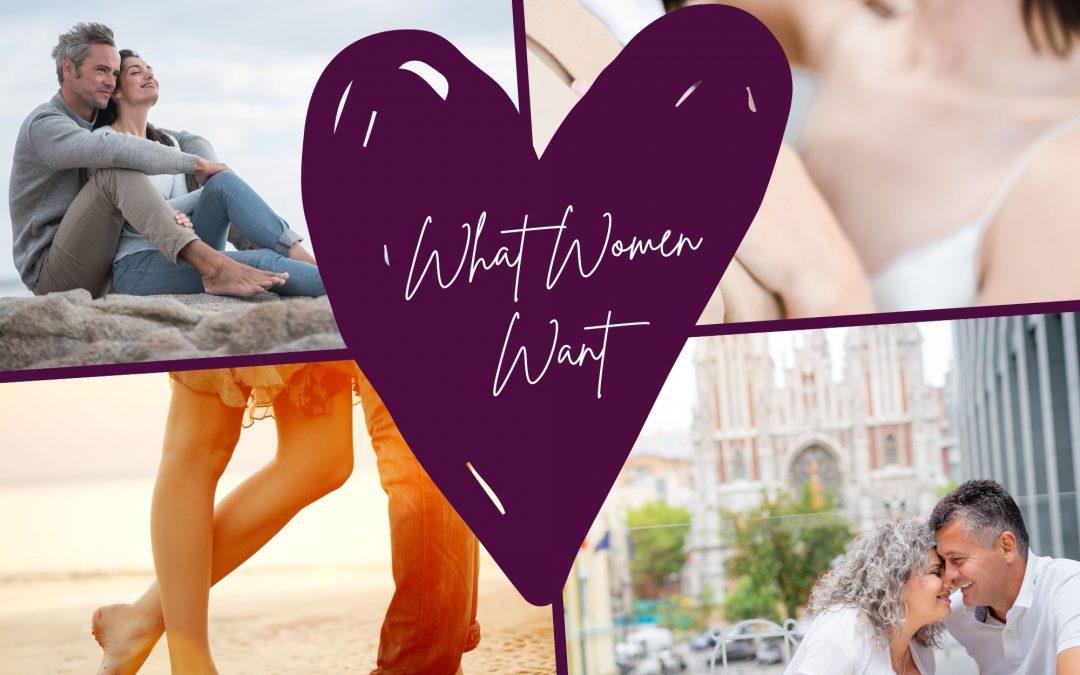 What Women Want … In a Romance Novel